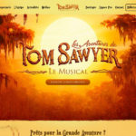 Miniature Tom Website