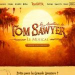Miniature Tom Website