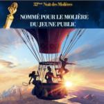 Nomination Molières Tour du Monde en 80 Jours